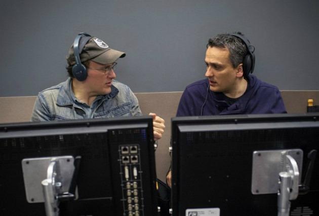 Anthony és Joe Russo (Fotó: mafab.hu)