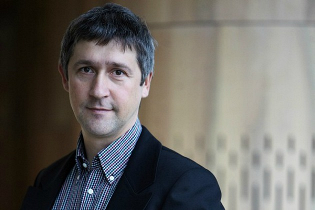 Ertl Péter (Fotó: Nemzeti Táncszínház)