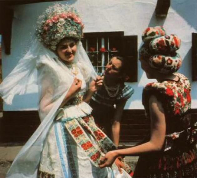 Matyó menyasszony