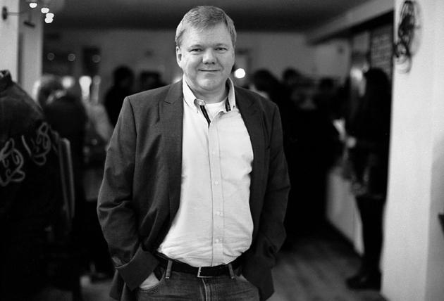 Tom Nørring (A szerző felvétele)