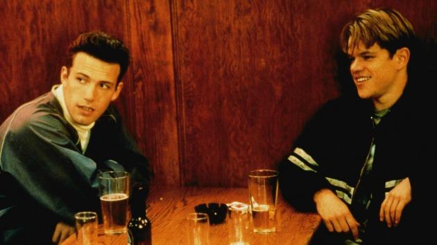 Ben Affleck és Matt Damon a Good Will Huntingban