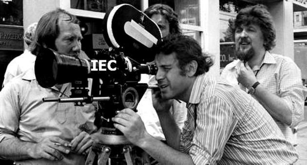 Milos Forman a kameránál, Miroslav Ondrícek a jobb oldalon (Fotó: cinematographers.nl)