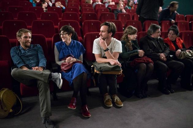 Thibaut Bracq, Tamara Kolaric és Gábor Fabricius (Fotó: Valuska Gábor)
