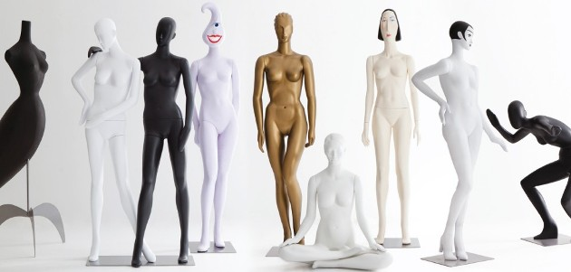 Ralph Pucci: The Art of the Mannequin (Forrás: madmuseum.org)