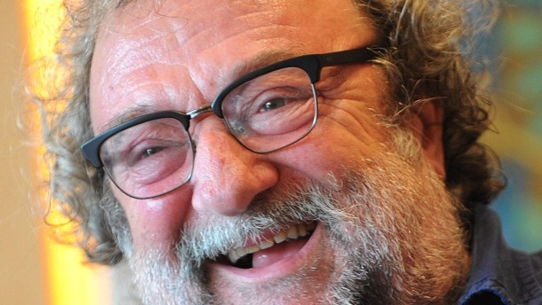 Christoph Marthaler (fotó: faz.net)