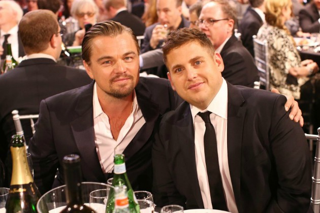 Főszerepben: Leonardo DiCaprio és Jonah Hill