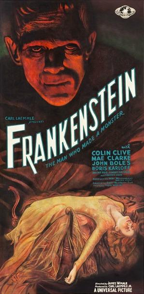 Frankenstein (Universal, 1931)