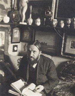 Juhász Gyula Makón, 1926-ben. Espersit János felvétele.
