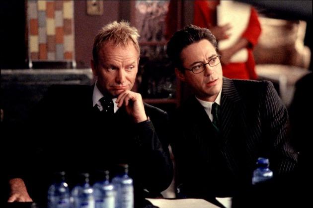 Sting és Robert Downey Jr. az Ally McBealben