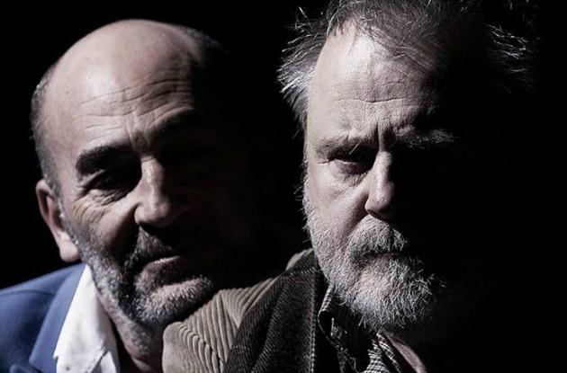 Kulka János és Máté Gábor (Fotó: Katona József Színház)