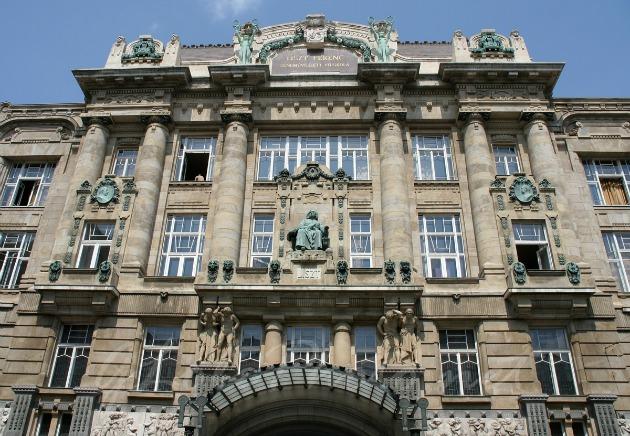 A Zeneakadémia épülete (Fotó: owl.hu)
