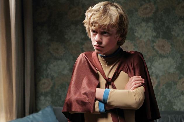 Láthatatlan fiú - jelenetkép