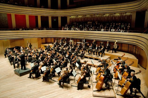 MÁV Szimfonikus Zenekar (Fotó: Rózsa Zsuzsanna)