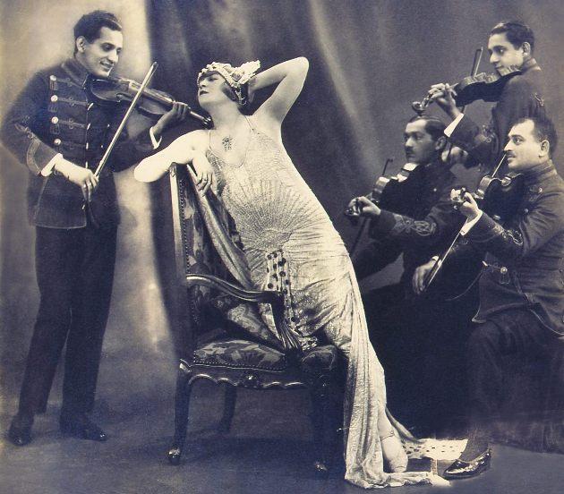 Kosáry Emmy (Forrás: operettinfo.hu)