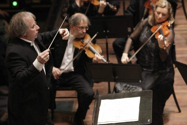 Keller András (Fotó: Benkő Sándor / Concerto Budapest)