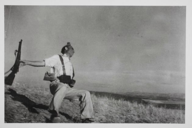 Robert Capa: A spanyol milicista halála