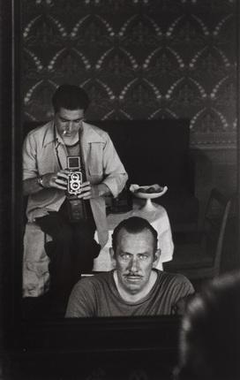 Robert Capa és John Steinbeck