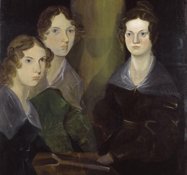 Patrick Branwell Brontë: Brontë nővérek (Forrás: wikipedia.org)