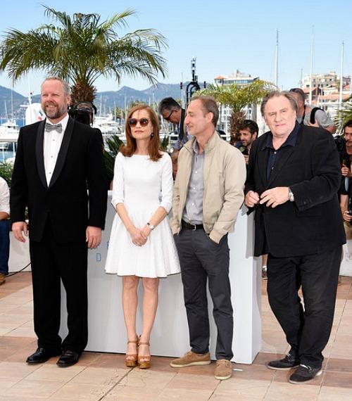 A Valley of Love Cannes-ban (Fotó: zimbio.com)