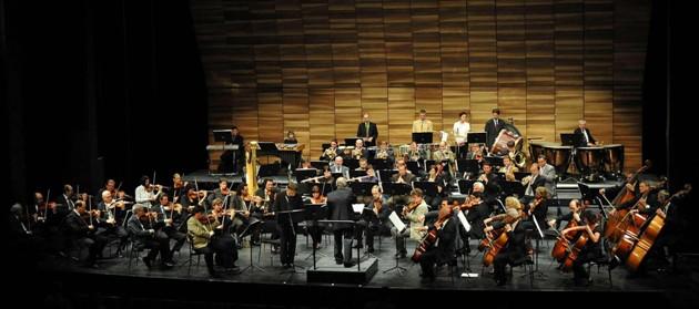 Nemzeti Filharmonikusok (Forrás: mupa.hu)