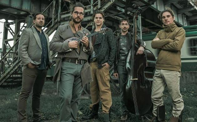 A Söndörgő zenekar