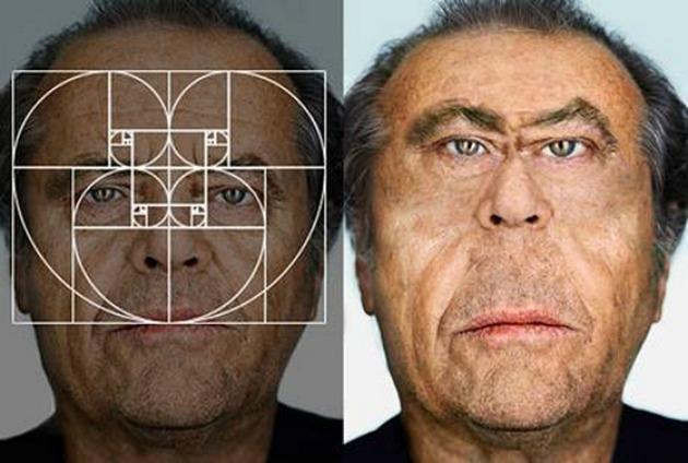 Jack Nicholson (Forrás: Igor Kkk / behance.net)