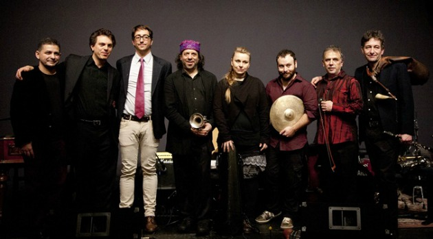 Glass House Orchestra (Fotó: balassiintezet.hu)