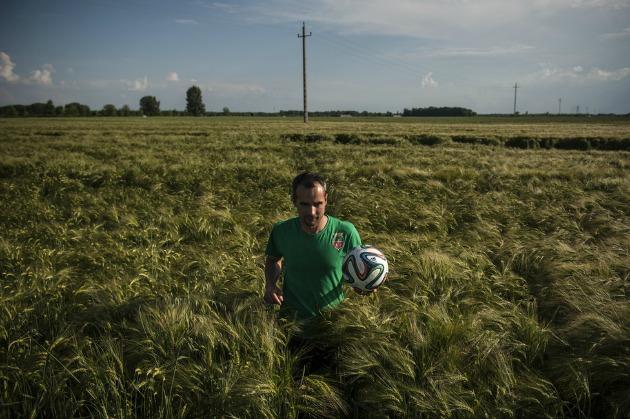Móricz-Sabján Simon: Megyei foci sorozat