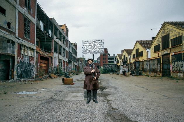 Borsi Flóra: Detroit