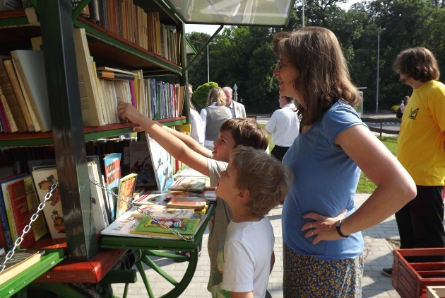 Fotó: Mozgó Könyvek Facebook-oldal