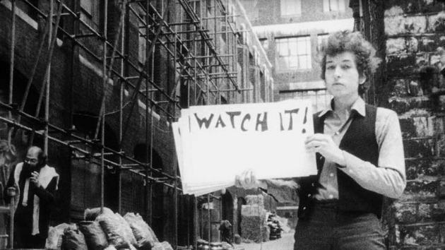 Bob Dylan eredeti klipje (Fotó: thejourneyman.com)