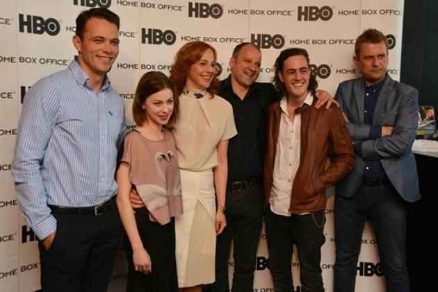 Az Aranyélet szereplőgárdája (Fotó: HBO)