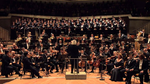 Berlini Filharmonikusok (Fotó: classical20.com)