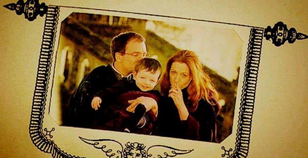 A Potter család (Fotó: hypable.com)