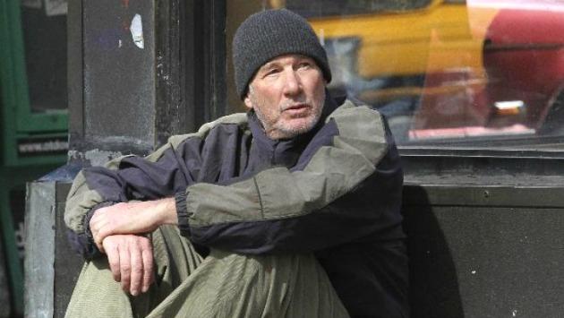 Richard Gere a Time Out of Mindban (Fotó: filmtekercs.hu)
