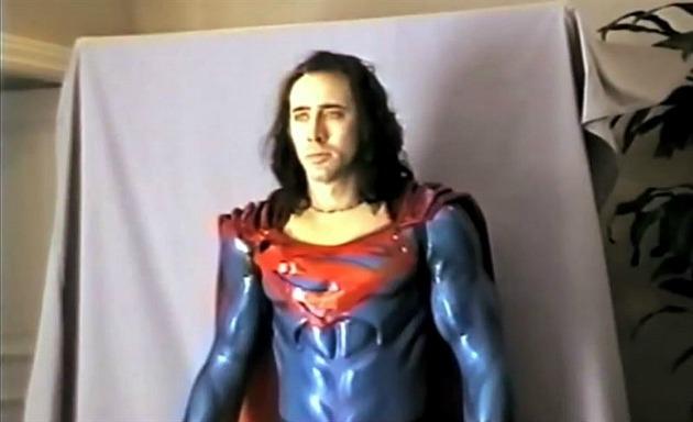 Nicolas Cage Supermanként (Fotó: comicbook.com)