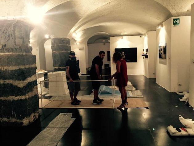 Fotó: Le latitudini dell'arte Facebook oldal