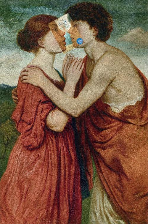 Simeon-klasszikus az Adéle élete leszbikus párjával (Forrás: Eisen Bernard Bernardo)