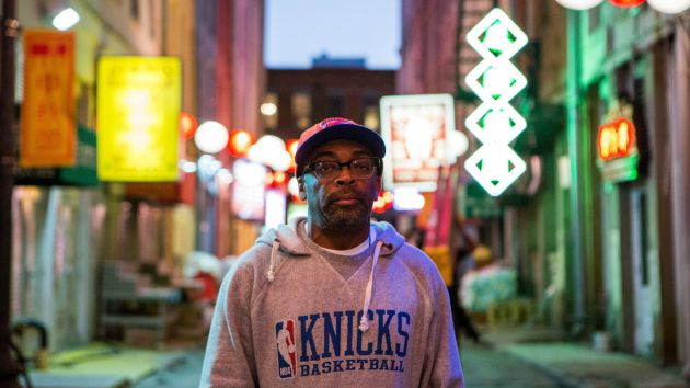 Spike Lee (Fotó: gamobu.eu)