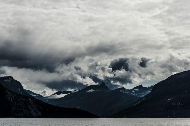 Ototfjord - a díjazott kép (Fotó: Mónus Márton)