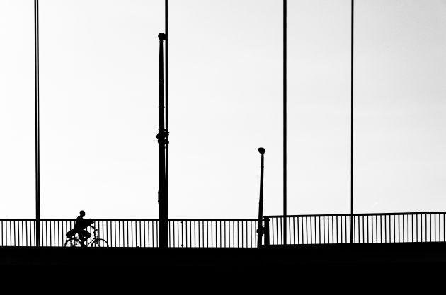 Ezsébet híd, Budapest (Fotó: Mónus Márton)