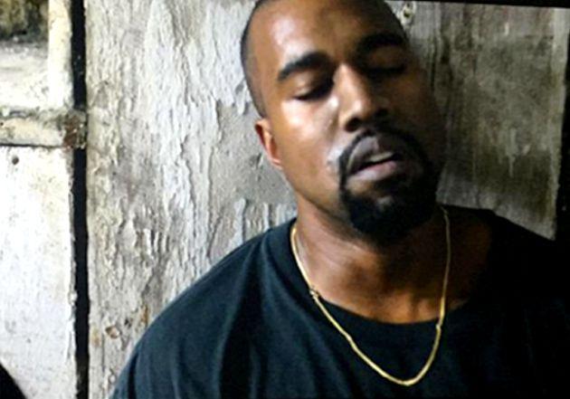 Kanye West a videóban (Fotó: consequenceofsound.net)