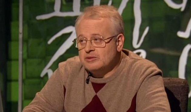 Szeggej Usztinov (Fotó: YouTube / Times of Israel)