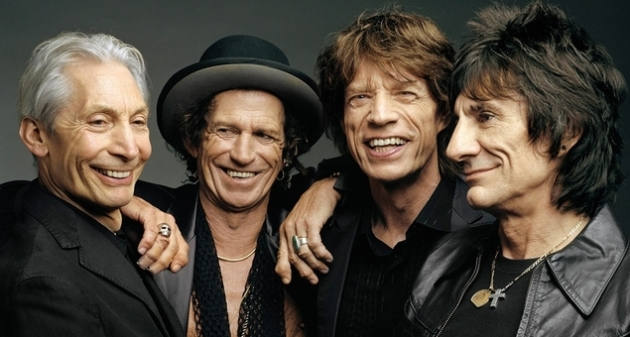 The Rolling Stones (Forrás: fasterlouder.com.au)