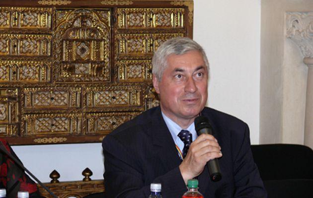 Ernest Oberlander-Tarnoveanu (Fotó: muzeulcotroceni.ro)