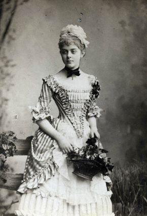 Maria von Vetsera (Fotó: hu.wikipedia.org)