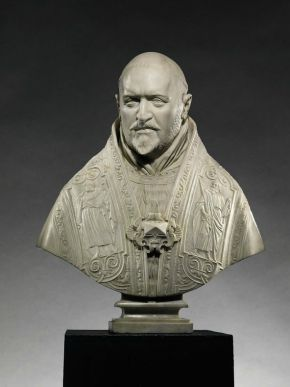 Gian Lorenzo Bernini: V. Pál mellszobra (Fotó: J. Paul Getty Museum)