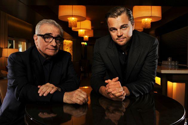 Martin Scorsese és Leonardo DiCaprio (A kép forrása: cinema-v.com)