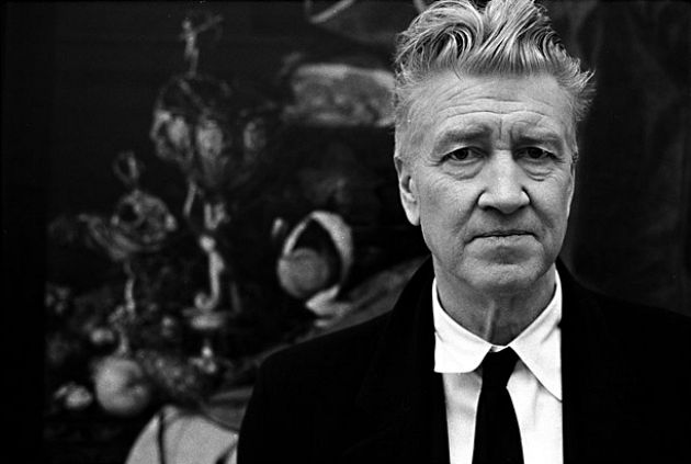 David Lynch (A kép forrása: Welcome to Twin Peaks.com)