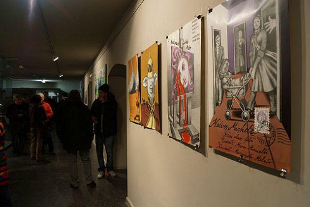 Kiállítás a Ponton Galériában
